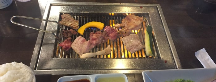 Oreno Yakiniku Japanese Bar-B-Cue is one of Orte, die John gefallen.