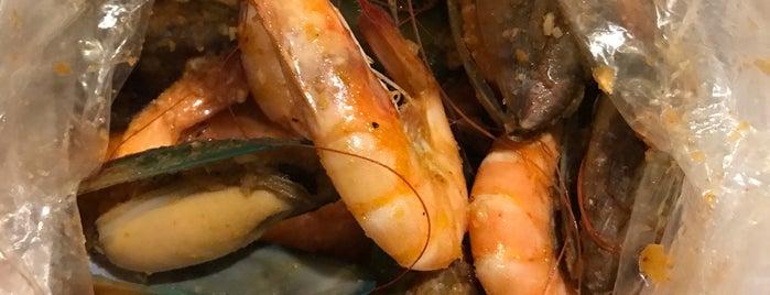 The Crab Hut is one of Lieux qui ont plu à John.