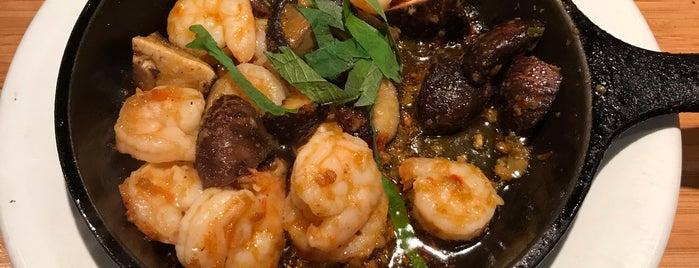 Restaurant Riki is one of Lieux qui ont plu à John.