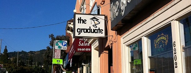 the Graduate is one of Oakland.