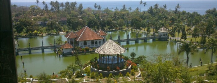 Taman Ujung Soekasada is one of Bali for The World #4sqCities.