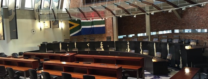 Constitutional Court, Johannesburg, South Africa, ZA is one of South Africa.