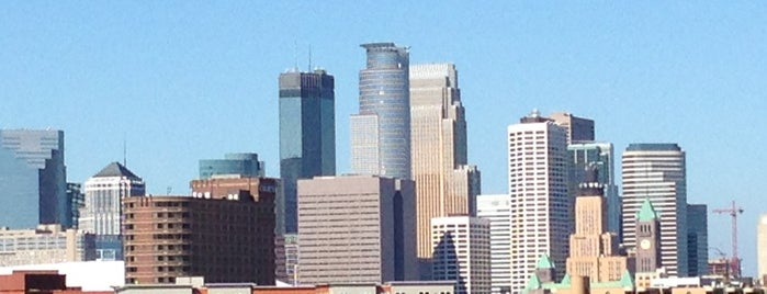 City of Minneapolis is one of Most Populous Cities in the United States.
