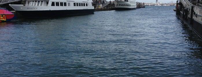 MBTA Long Wharf Ferry is one of Beantown.