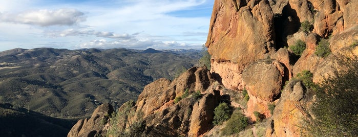 Pinnacles National Park is one of National Recreation Areas.