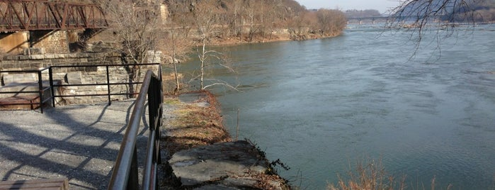 The Point at Harpers Ferry is one of Posti che sono piaciuti a Jana.