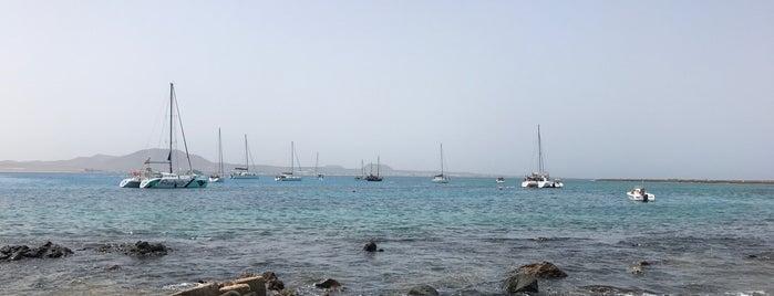 Puerto de Lobos is one of Locais curtidos por Amit.