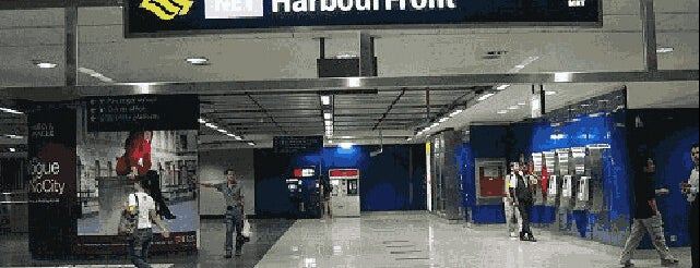 HarbourFront MRT Interchange (NE1/CC29) is one of MAC 님이 좋아한 장소.