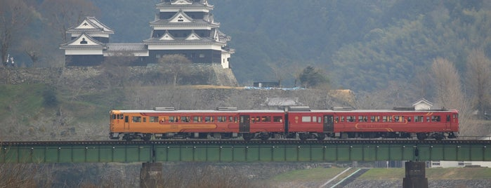 大洲城 is one of 撮り鉄スポット.
