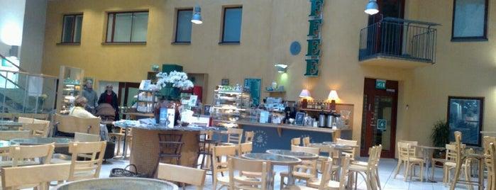 Robert's Coffee is one of Best coffee in Oulu.