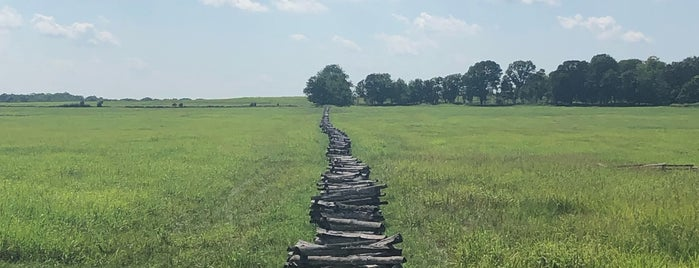 Pea Ridge National Military Park is one of Native American Cultures, Lands, & History.