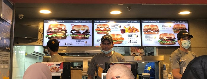 Hardee's is one of Madinah.