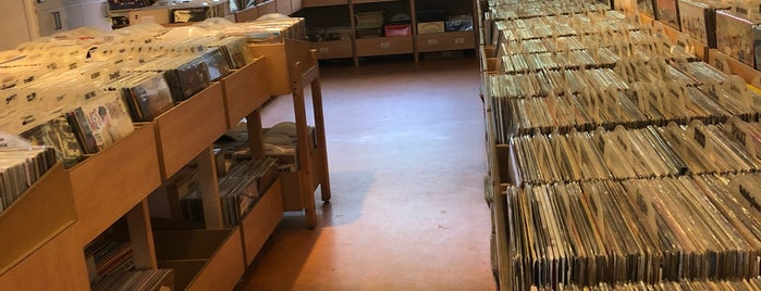 Demonfuzz Records is one of Record Stores Worldwide.