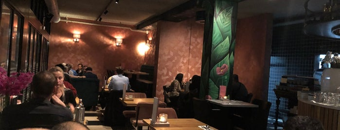 Kite Restaurant is one of Rotterdam.