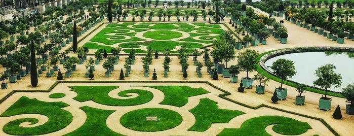 Jardins du Château de Versailles is one of TMP.