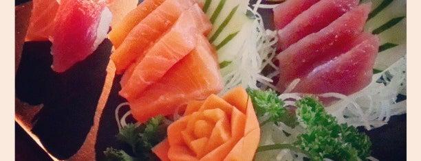 Eidi Sushi is one of Lugares favoritos de Helem.