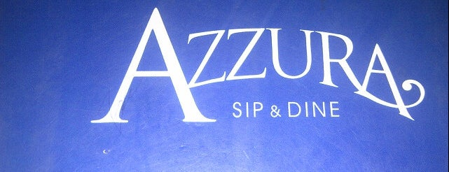 Azzura Sip & Dine is one of Most visit Food place in Bandung.