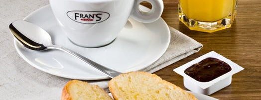 Fran's Café is one of Locais curtidos por Lari.