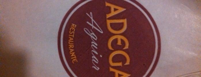 Adega Aguiar is one of Locais curtidos por Felipe.