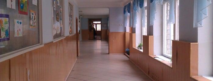Школа №24 ім. О.Ю.Кобилянської is one of Школи Чернівців / Chernivtsi Schools.