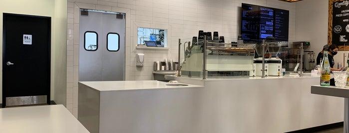 Press Coffee - Scottsdale Waterfront is one of Tempat yang Disukai Raquel.