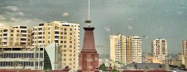 Musabəyov Parkı is one of Bakü.