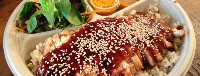 Glaze Teriyaki is one of Khalil 님이 좋아한 장소.