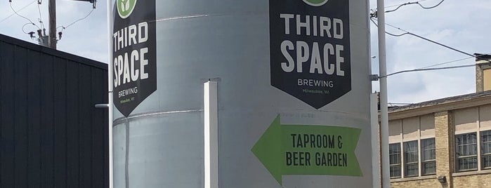 Third Space Brewing is one of Chicago area breweries.