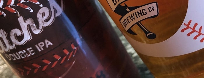 Broken Bat Brewing Company is one of Chicago area breweries.