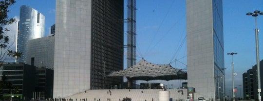 Grande Arche de la Défense is one of Paris Places To Visit.