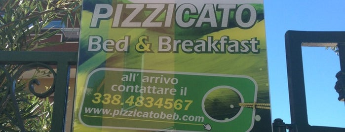 Pizzicato Eco Bed And Breakfast is one of Saraさんのお気に入りスポット.