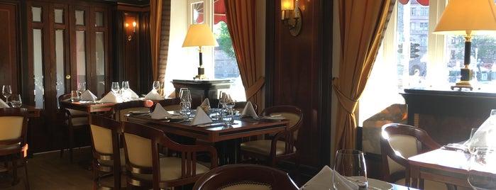 Restaurant Brasserie is one of Nürnberg, Deutschland (Nuremberg, Germany).