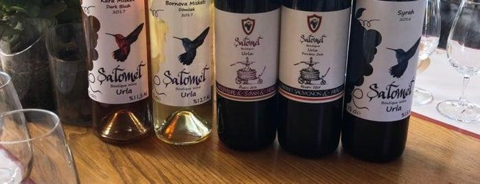 MMG Şarapçılık is one of Pelinさんの保存済みスポット.