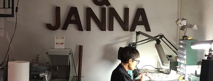 Elisa & Janna is one of Matera FnL.