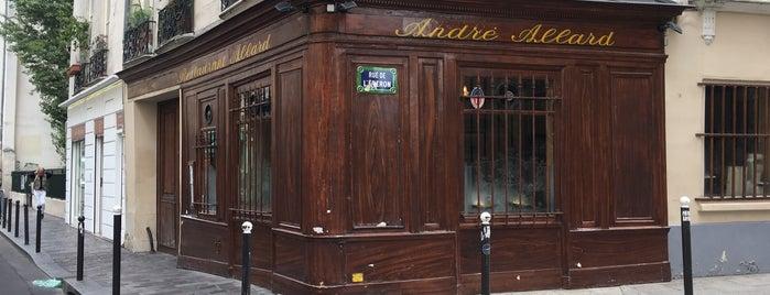 Allard is one of PARIS.