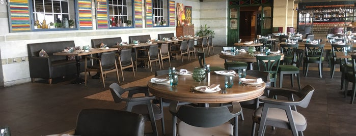 Dubb Indian Bosphorus Restaurant is one of IST.
