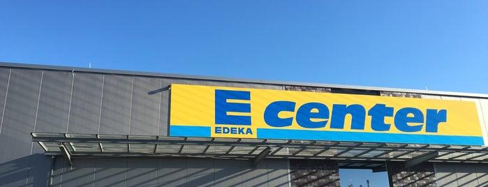 EDEKA Center Hippauf is one of Tempat yang Disukai Thorsten.