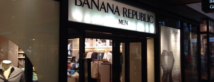 Banana Republic is one of Orte, die Faithy gefallen.