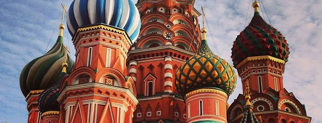 Red Square is one of Москва: 96 hours in Moscow.