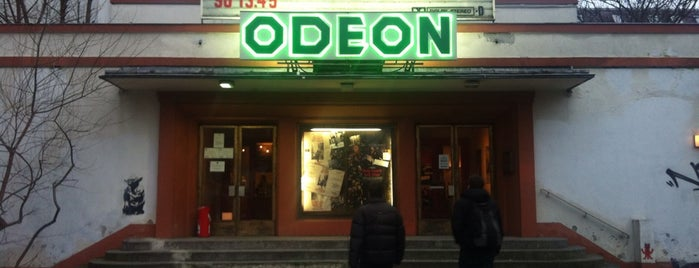 Odeon is one of Lugares guardados de Alvise.
