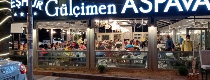 Meşhur Gülçimen Aspava is one of Halil G. 님이 좋아한 장소.