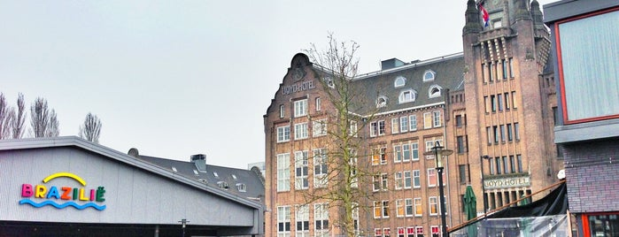 Lloyd Hotel is one of Z☼nnige terrassen in Amsterdam❌❌❌.