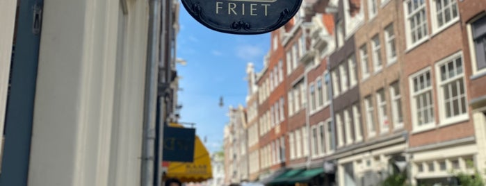 Fabel Friet is one of Amsterdam.