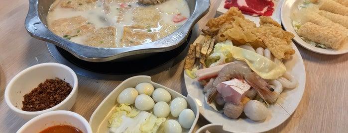 Restoran Coco Steamboat is one of Tempat yang Disukai Chew.