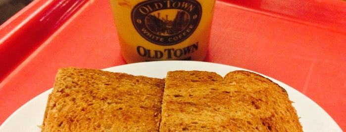 OldTown White Coffee is one of Tempat yang Disukai Chew.