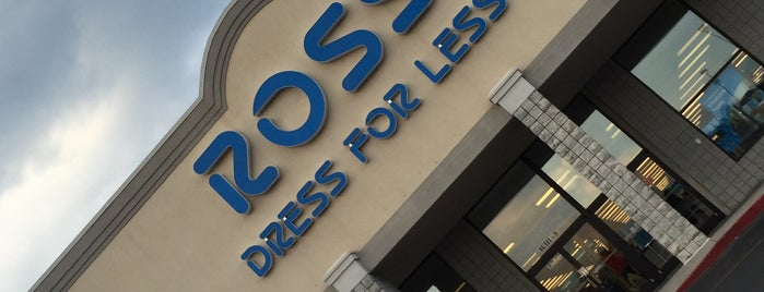 Ross Dress for Less is one of Shop.