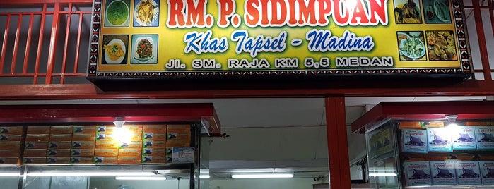 RM Padang Sidempuan is one of Fadlul 님이 좋아한 장소.
