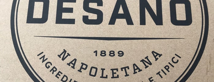 DeSano Pizzeria - SteelCraft is one of Lieux sauvegardés par Whit.