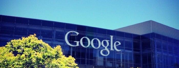Googleplex - Bridget's Market is one of Davidさんのお気に入りスポット.