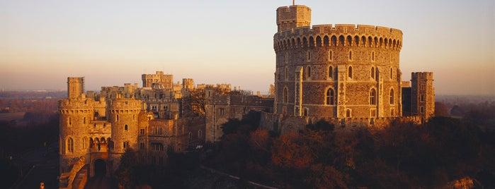 Windsor Castle is one of Мой список великих английских планов.